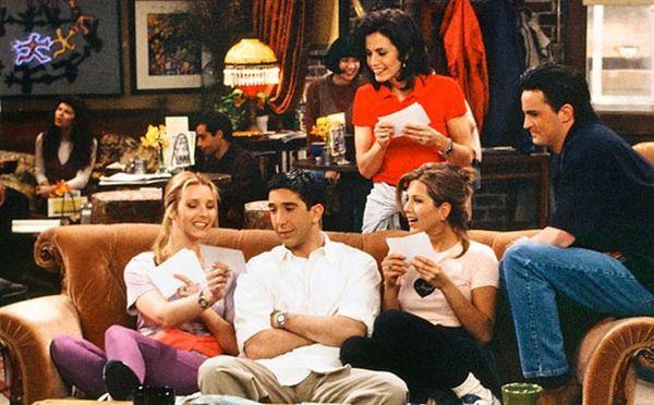 A Friends Reunion + Central Perk IRL = Best Week Ever