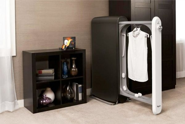 This New Laundry Machine Dry Cleans Clothes in 10 Minutes