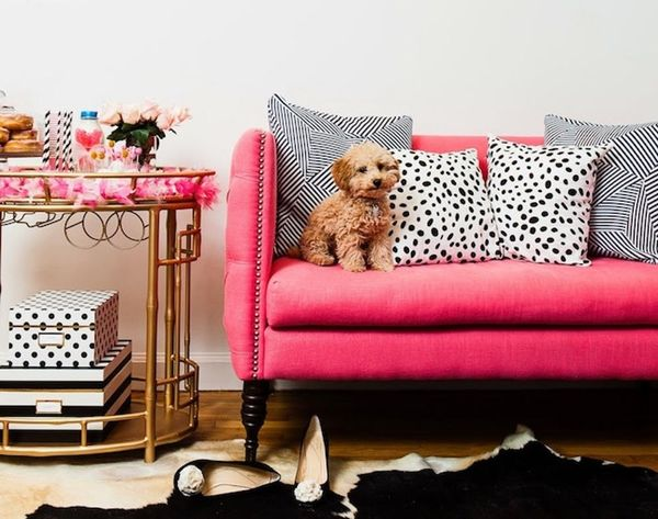18 Ways to Decorate With Hot Pink at Home