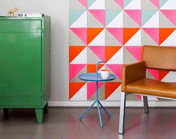 25 Pieces of Geometric Wall Art We Want NOW