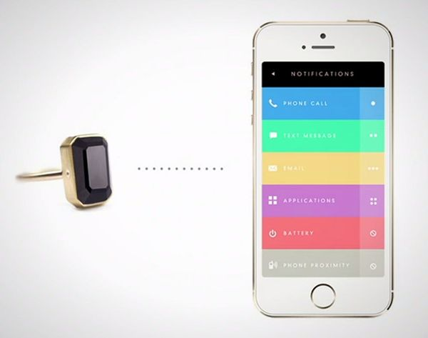 Ring(ly) the Alarm! Someone is FINALLY Making Wearables For Women