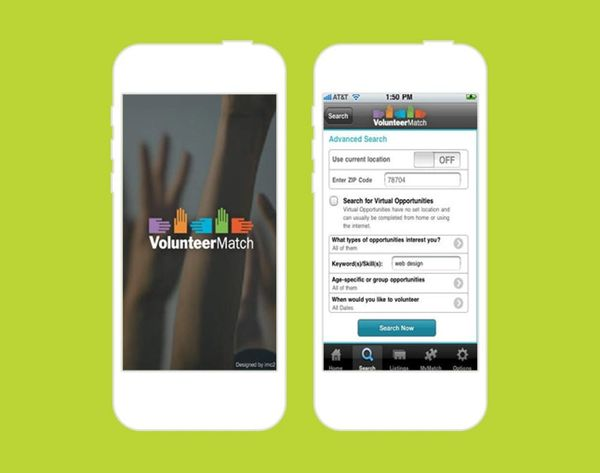 Want to Volunteer? There's an App for That!