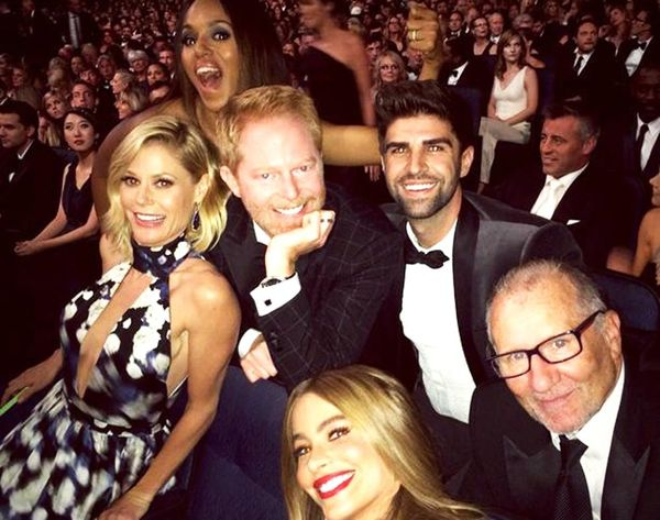 Our 21 Favorite Instagram Moments from Emmy Night