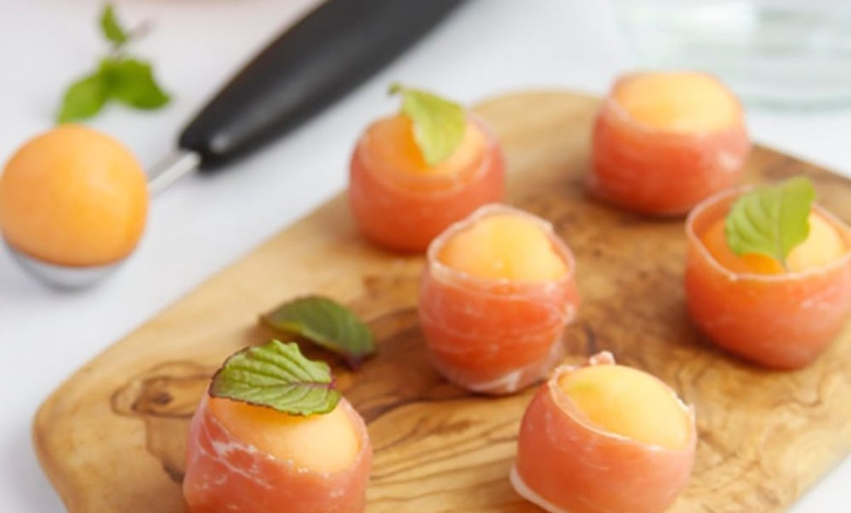 Crazy For Cantaloupe Try These 15 Creative Melon Recipes Brit Co So add this to your spread that surprise your register. creative melon recipes
