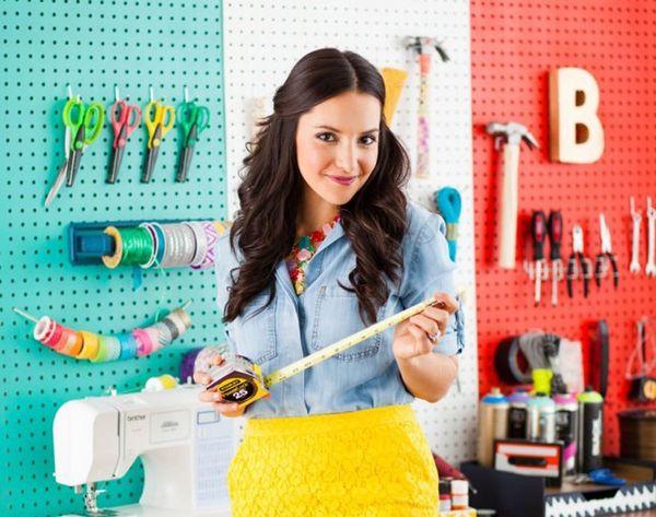 17 Ways to Organize Your Craft Supplies