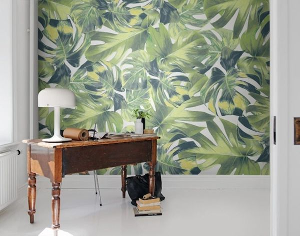 Make Your Own Wallpaper With Rebel Walls