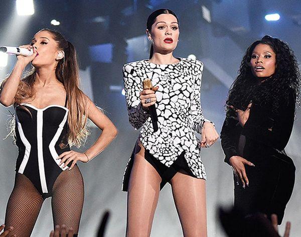 10 Wardrobe Malfunction Fixers Nicki Minaj Needed Last Night