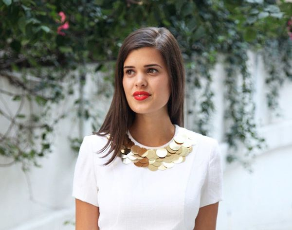 20 DIY Collars That Have Serious Designer Appeal