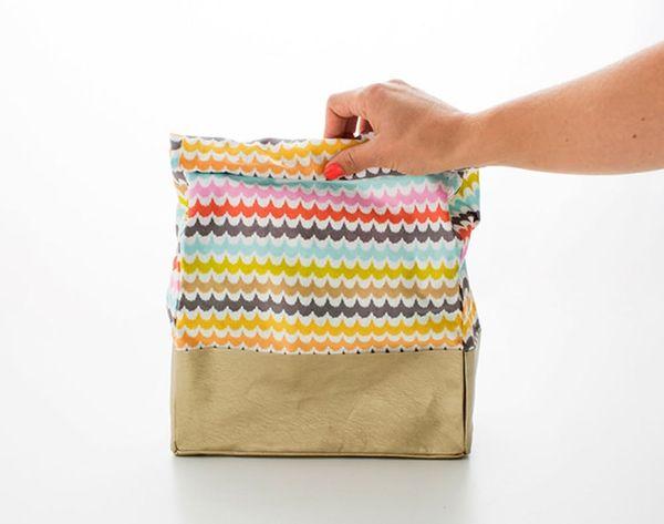 8 Reusable Snack Bags to DIY