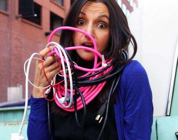 11 Creative DIY Ways to Organize Your Cords