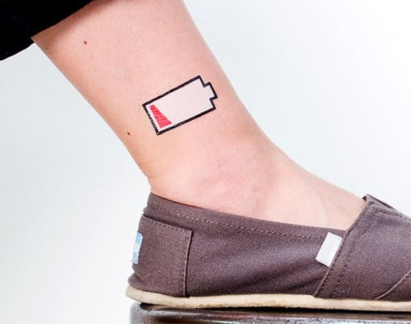 Say What?! Temporary Tattoos Could Charge Your Future Phone
