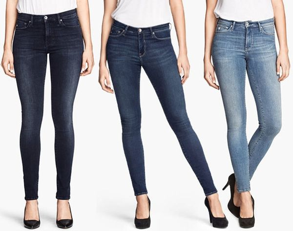 H&M Just Launched Affordable Shapewear Denim