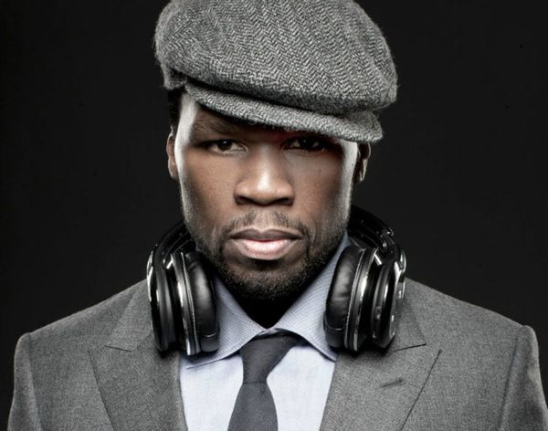 Go Shorty: 50 Cent Is Making Earbuds to Pump Up Your Workout