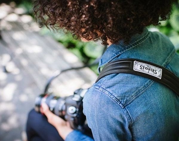 These Camera Straps Look Good *and* Do Good