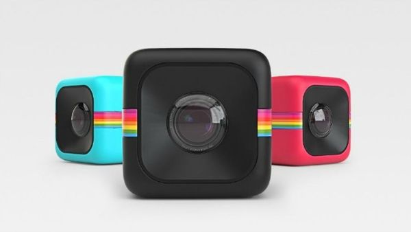 Take Polaroids in a Snap With This GoPro-Inspired Cube