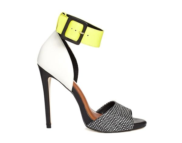 20 of the Best Color Block Shoes on the Block