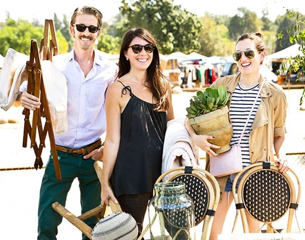 10 Celebs Share Their Fave Flea Market Finds