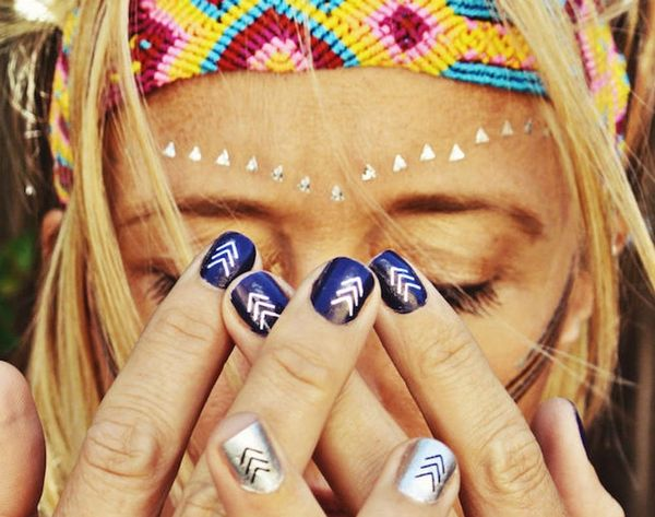 8 Fab Flash Tattoos to Wrap Up Summer