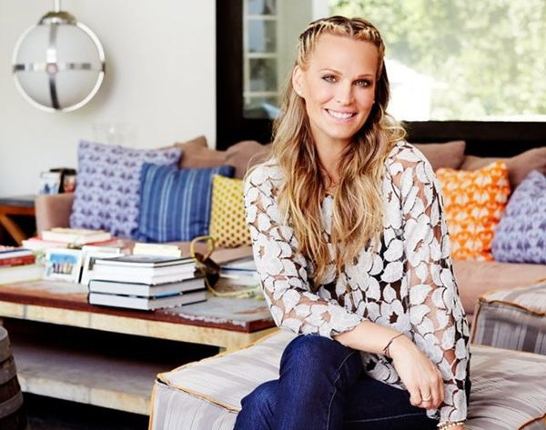 Get Inspired by Molly Sims' Boho Interior Design Style