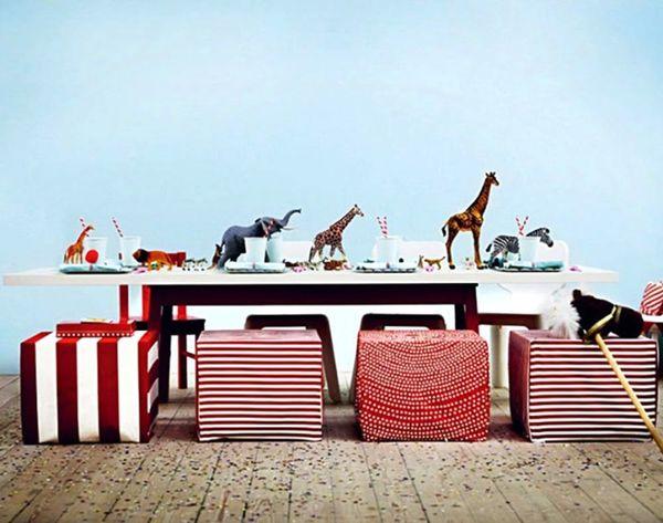 40 Wild Ideas for a Safari-Themed Party