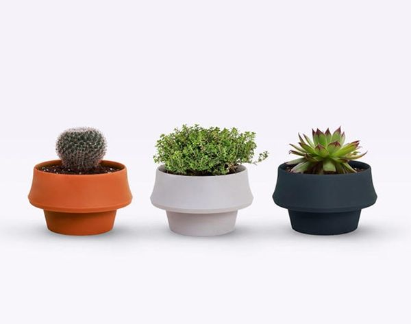 Made Us Look: This Planter Grows With Its Plant