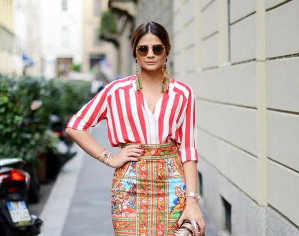 Prints Charming: 21 Foolproof Ways to Mix Patterns