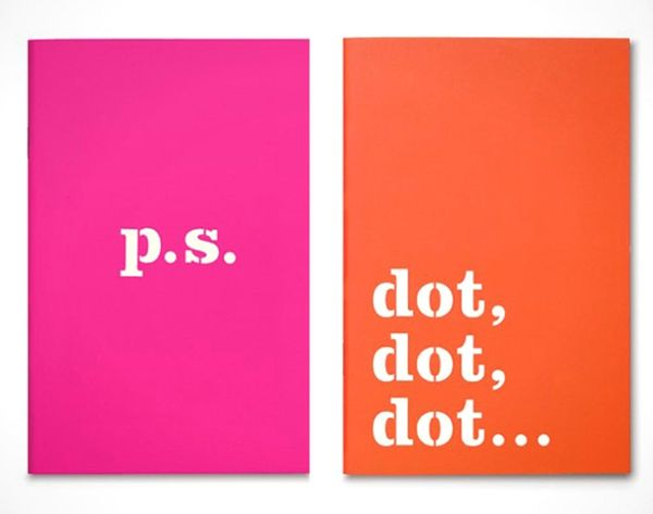 20 Notebooks That Are Too Cool for School