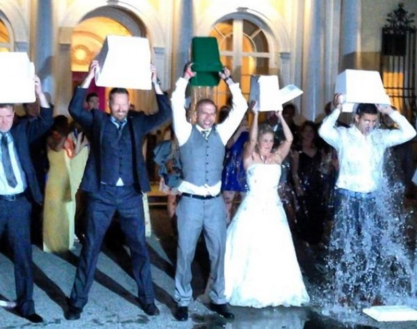 Watch 20 of the Most Creative Ice Bucket Challenges Yet