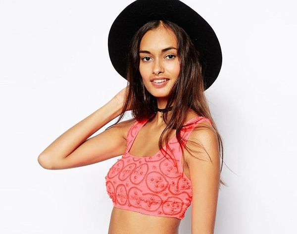 14 Reasons to Keep Rocking Your Summer Crop Tops