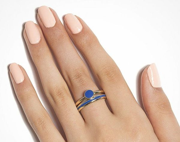 25 Delicate Rings Perfect for Stacking
