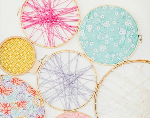 19 DIY Yarn Decorations for Your Home
