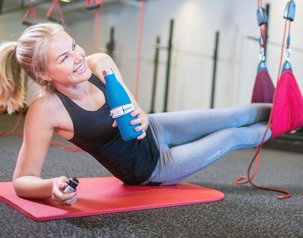 Bottoms Up! This Device Helps You Stay Hydrated