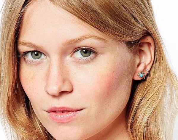 22 Pretty + Playful Stud Earrings to Wear Now