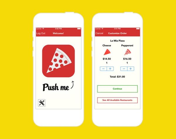 This Is the Easiest Way to Order Pizza EVER