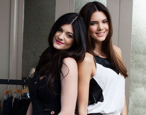 Kendall + Kylie Jenner's Clothing Line Makes US Want to Go Back to School