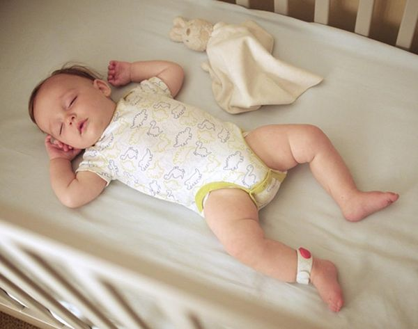 This Wearable Is Ready to Replace Your Baby Monitor
