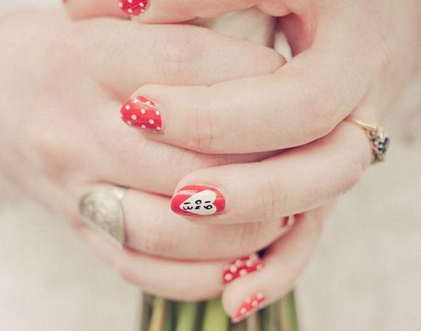 16 Wedding-Worthy Nail Art Designs