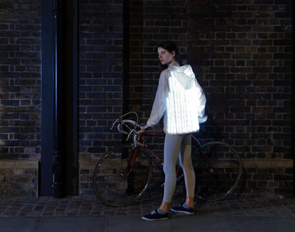 This Jacket Could Save You from a Biking Accident
