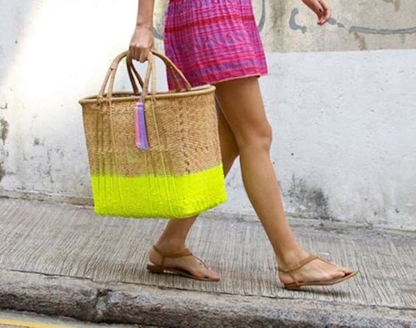 Head to the Market With These Chic Basket Totes
