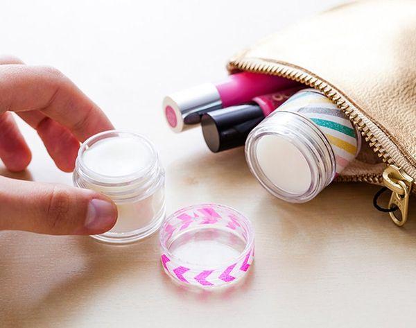 14 Luscious Homemade Lip Glosses + Balms