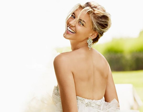 This Just Became Your New Favorite Bridal Jewelry Line