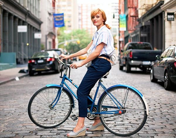 Your Bike Commute Just Got Way More Stylish