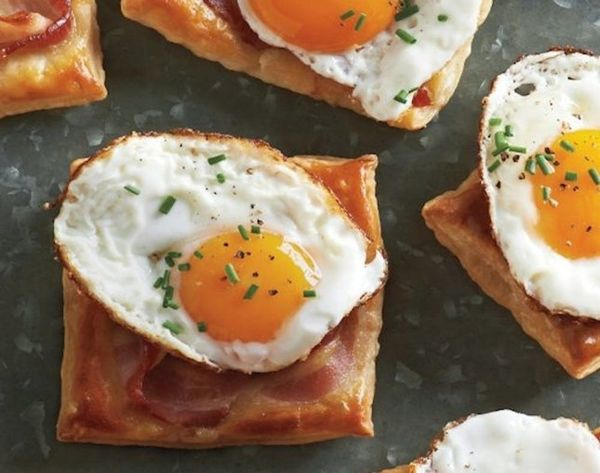20 Bite-Size Brunch Munchies Recipes