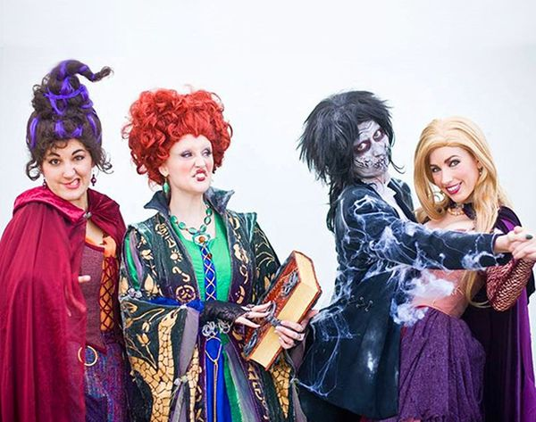 27 Genius Comic-Con Costumes to Bookmark for Halloween