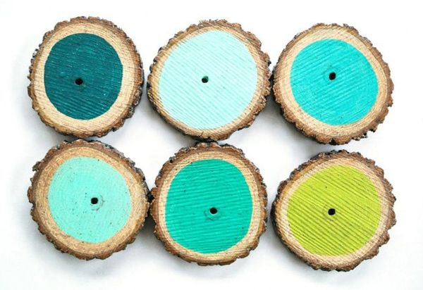 20 DIY Coasters to Rest Your Drink On
