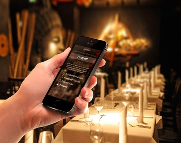 Would You Use This Creepy Restaurant App?