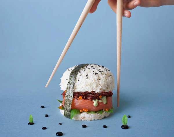 These Burgers Are Seriously Works of Art