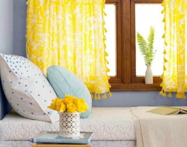 12 DIY Curtains—No Sewing Required!
