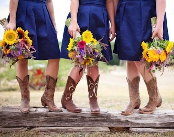 20 Inspiring Ideas for a Rustic, Romantic Wedding