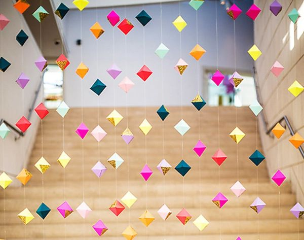 16 Origami Pieces to Buy or DIY for Your Home